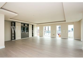 Thumbnail 3 bed flat to rent in The Tower, Chelsea Creek, Park Street, Fulham, London