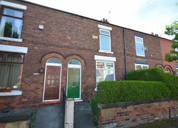 Thumbnail 2 bed terraced house for sale in Greenway Avenue, Levenshulme, Manchester, Greater Manchester