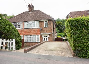 Thumbnail 3 bed semi-detached house for sale in Edward Road, Haywards Heath