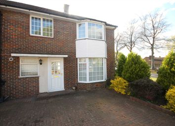 Thumbnail 4 bed end terrace house for sale in Manston Drive, Bracknell