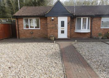 Thumbnail 1 bed semi-detached bungalow for sale in Watercrook Mews, Westlea, West Swindon