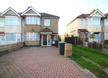 Thumbnail 3 bedroom end terrace house for sale in Monroe Crescent, Enfield