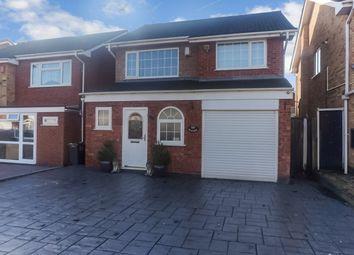 Thumbnail 3 bed detached house for sale in Woodway, Erdington, Birmingham