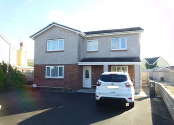 Thumbnail 4 bed detached house for sale in Twynrefail Place, Gwaun Cae Gurwen, Ammanford, Carmarthenshire.