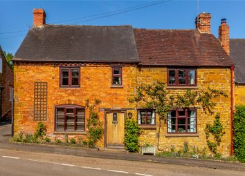 Thumbnail 4 bed semi-detached house for sale in Church Hill, Warmington, Banbury, Oxfordshire
