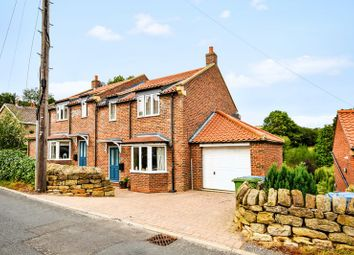 Thumbnail 4 bed semi-detached house for sale in Sledgates, Fylingthorpe, Whitby