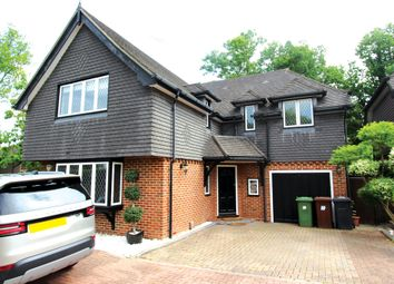 Thumbnail 4 bed detached house for sale in Parkfield View, Potters Bar