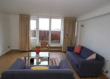 Thumbnail 3 bed flat to rent in St Johns Wood Road, St John's Wood, London