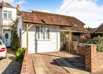 Thumbnail 1 bedroom semi-detached bungalow for sale in Felpham Way, Felpham, Bognor Regis