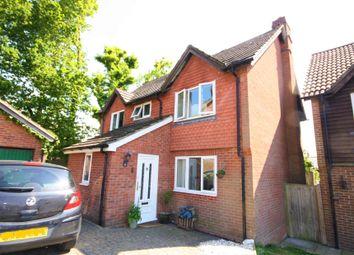 Thumbnail 4 bedroom detached house to rent in Wares Field, Ridgewood, Uckfield