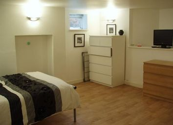 Thumbnail 1 bed flat to rent in St Marys Crescent, Leamington Spa
