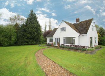 Thumbnail 3 bed detached house to rent in Woodbridge Road, Debach, Woodbridge