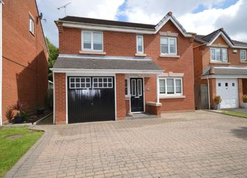 Thumbnail 4 bed detached house to rent in Mercury Way, Skelmersdale