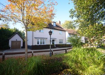 Thumbnail 5 bed detached house for sale in Holly Brook, Julien Court Road, Braintree