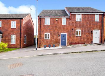 Thumbnail 2 bed semi-detached house for sale in Swallow Crescent, Ravenshead, Nottingham