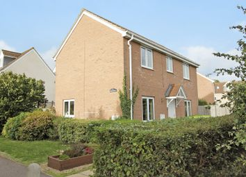 Thumbnail 3 bed detached house for sale in Over Road, Longstanton, Cambridge