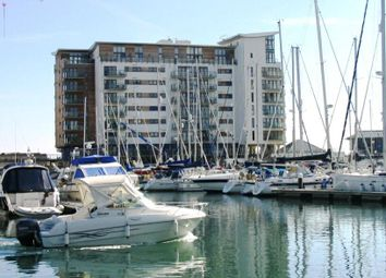 Thumbnail 2 bed flat for sale in Midway Quay, Sovereign Harbour North, Eastbourne