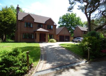 Thumbnail 4 bed detached house for sale in Dumbreeze Grove, Knowsley, Prescot, Merseyside
