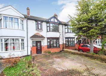 Thumbnail 3 bed terraced house for sale in Tudor Avenue, Gidea Park, Romford