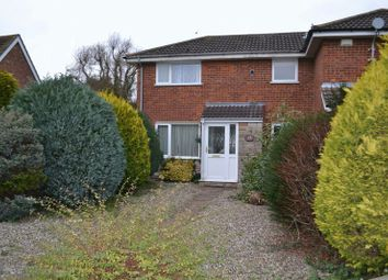 Thumbnail 2 bedroom semi-detached house to rent in Brayfield Way, Old Catton, Norwich