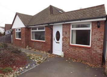 Thumbnail 3 bed bungalow for sale in Dances Way, Hayling Island