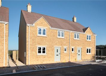 Thumbnail 3 bed semi-detached house for sale in Court View, Chapel Road, South Cadbury, Yeovil