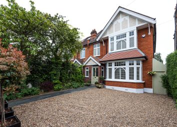 Thumbnail 5 bed semi-detached house for sale in Queens Road, Kingston Upon Thames