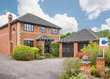 Thumbnail 4 bed detached house for sale in Frithwood Crescent, Kents Hill, Milton Keynes, Bucks