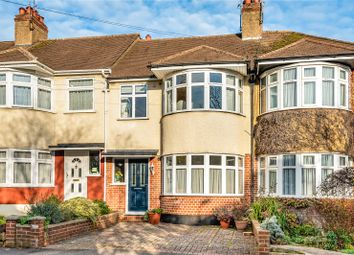 Thumbnail 3 bed terraced house for sale in Mount Park Road, Pinner, Middlesex