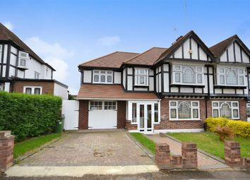 Thumbnail 5 bed semi-detached house for sale in Pasture Road, Wembley, Middlesex