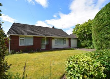 Thumbnail 2 bed detached bungalow for sale in Heathwood Road, Higher Heath, Whitchurch