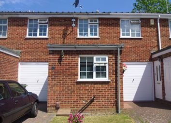 Thumbnail 3 bed terraced house to rent in Milestone Close, Sutton