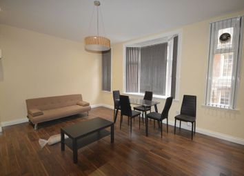 Thumbnail 1 bed flat to rent in Bowling Green Street, Leicester