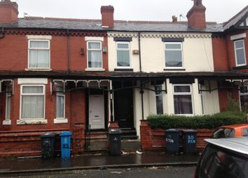 Thumbnail 5 bedroom terraced house to rent in Kensington Avenue, Manchester