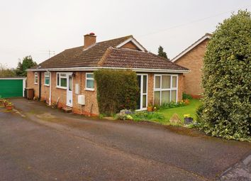 Thumbnail 2 bed detached bungalow for sale in The Croft, Church Lench, Evesham
