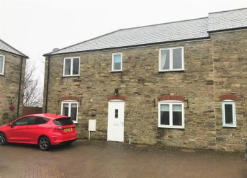 Thumbnail 4 bedroom semi-detached house to rent in Pipers Court, Mitchell, Newquay
