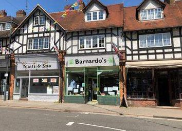 Thumbnail Retail premises for sale in Market Place, Gerrards Cross
