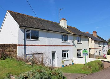 Thumbnail 4 bed semi-detached house for sale in Lea Road, Otterton, Budleigh Salterton
