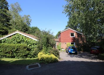Thumbnail 4 bed detached house to rent in The Spinney, Roundwood Park, Harpenden