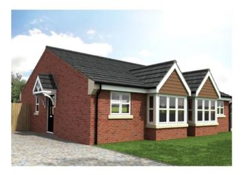 Thumbnail 2 bed bungalow for sale in Plot 33, Well Hill Drive, Harworth, Doncaster