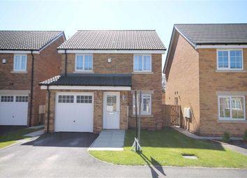 Thumbnail 3 bed detached house for sale in Surtees Drive, Willington, Co Durham