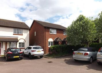 Thumbnail 2 bed semi-detached house for sale in Paddocks Chase, Potton, Sandy, Bedfordshire