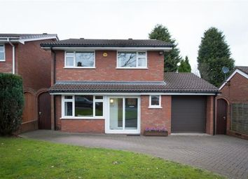 Thumbnail 4 bed detached house for sale in Hill Hook Road, Four Oaks, Sutton Coldfield