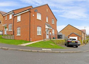Thumbnail 3 bedroom semi-detached house for sale in Canary Grove, Wolstanton, Newcastle-Under-Lyme