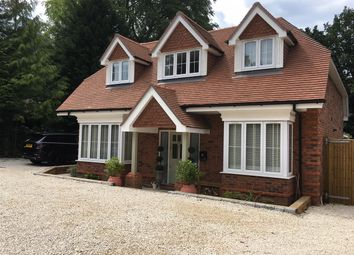 Thumbnail 4 bed detached house for sale in Bay Lodge, Fox Covert Close, Sunninghill