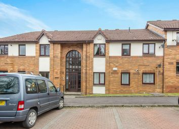 Thumbnail 2 bed flat for sale in The Paddock, Clarkston, Glasgow