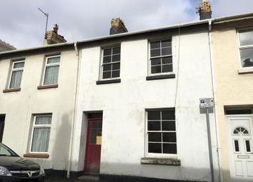 Thumbnail 2 bed end terrace house for sale in 15 Osborne Street, Newton Abbot, Devon