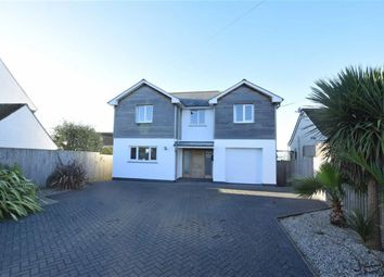 Thumbnail 4 bed detached house for sale in Moor Cross, Poughill, Bude