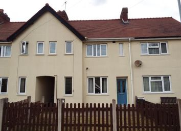 Thumbnail 4 bed terraced house for sale in Black-A-Tree Road, Nuneaton, Warwickshire