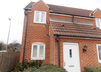Thumbnail 2 bed maisonette to rent in Darling Close, Swindon